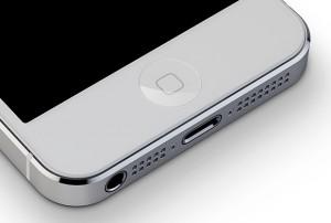 iphone5 ホームボタン