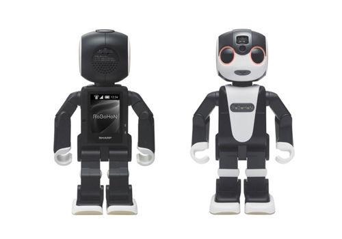 ロボ携帯1