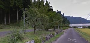 根道神社 近く