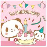 お買いものパンダ anniversary1