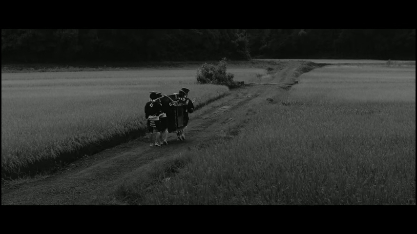 ドコモ「歩きスマホ」江戸時代 (34)