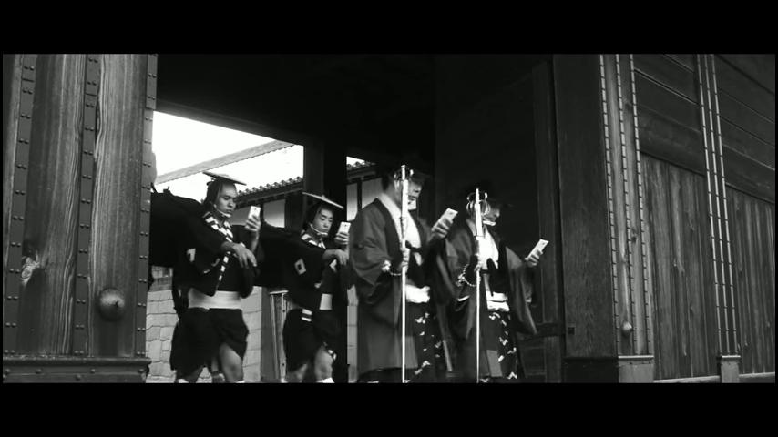 ドコモ「歩きスマホ」江戸時代 (4)