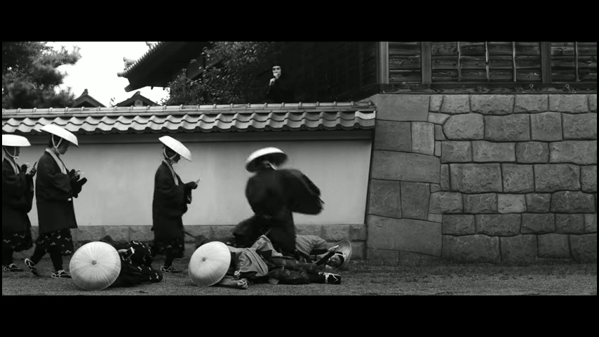 ドコモ「歩きスマホ」江戸時代 (30)