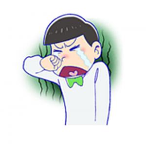 おそ松さんLINE3