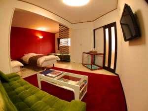 リビングベッドスペース