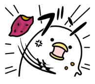 うるせぇトリ☆動く3
