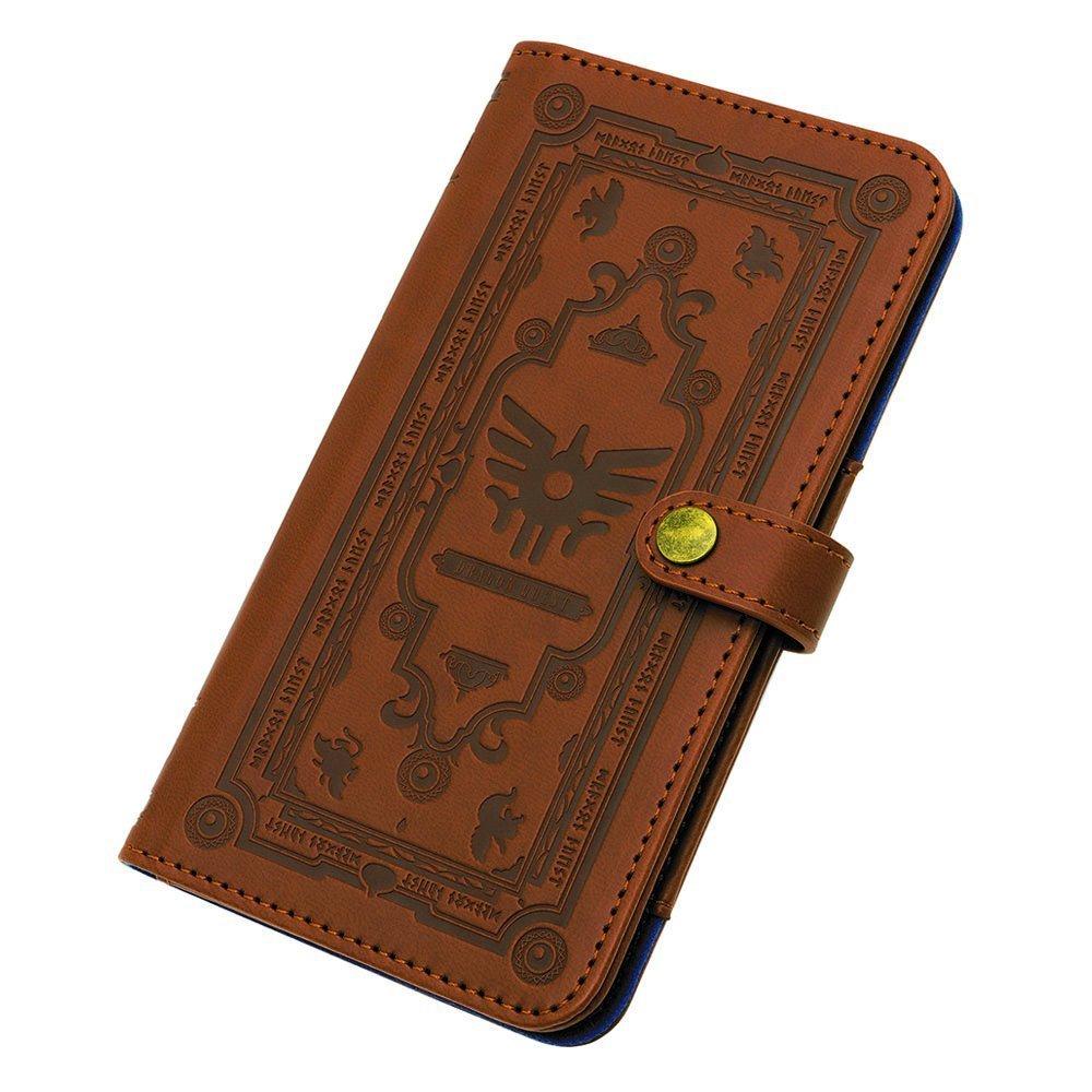 冒険の書手帳型スマホケースL1