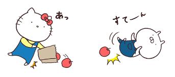 ハローキティ×うさまる_003