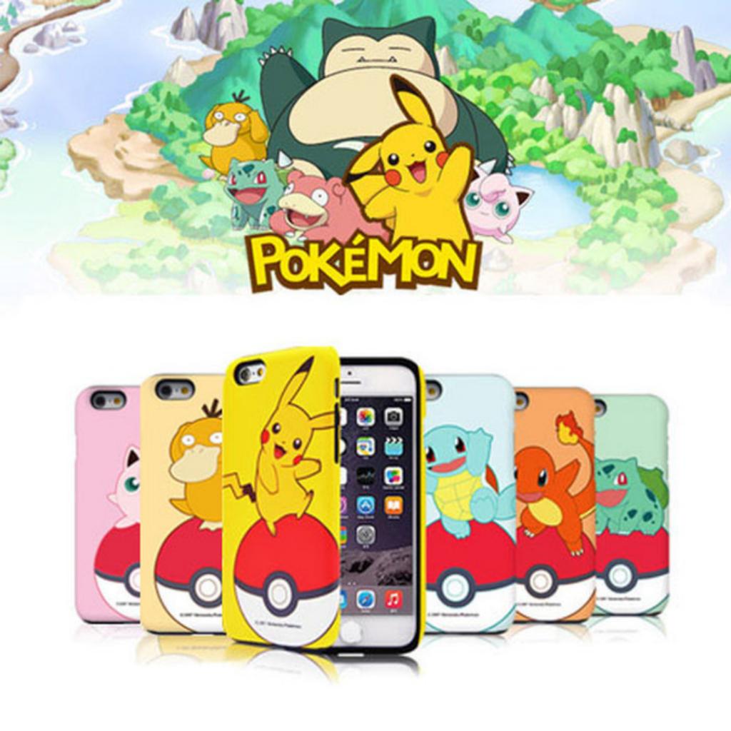 ポケモンgoならスマホケース(android全機種対応,iphone5/5s,iphonese