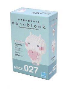うさまるナノブロック2