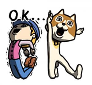 目が笑ってないフランダースの犬6