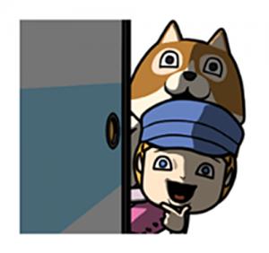目が笑ってないフランダースの犬3