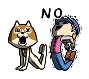 目が笑ってないフランダースの犬7