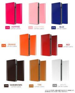 Zenfone3 ZE552KL ケース 本革 JMEI