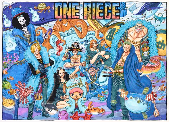 one pice3