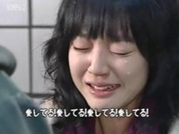 泣くウンチェ