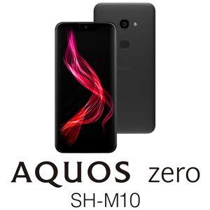 AQUOS zero SH-M10 case