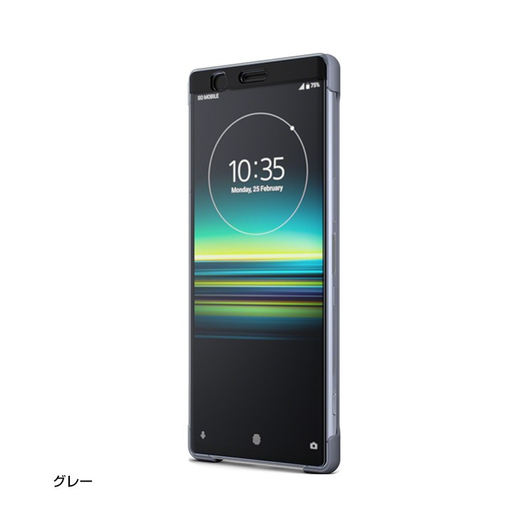 Sony Xperia 1 Style Cover Touch SCTI30JP-H