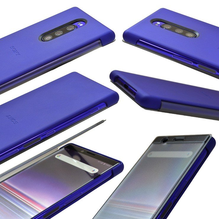 Sony Xperia 1 Style Cover Touch SCTI30_002