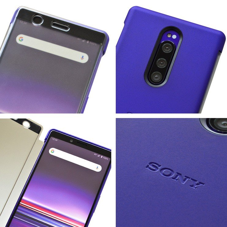 Sony Xperia 1 Style Cover Touch SCTI30_003